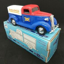 Excelsior Auto Cycle Liberty Classics Limited Edition 1937 Chevy Metal Truck