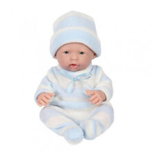 "JC Toys MINI LA NEWBORN 9.5"" BERENGUER REAL BOY WITH OPEN MOUTH 18452 B"