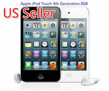 US Seller!!! New original iPod touch 4th Generation 8GB mp3 mp4 player