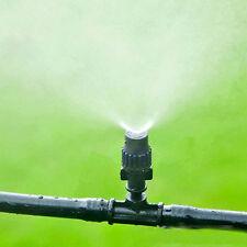 1X Water Misting Atomizing Spray Sprinkler Nozzles Irrigation For Garden Plant