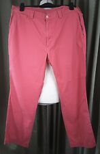 "Polo by Ralph Lauren Suffield Pantalon Chino Berry Rose W36"" L30"""