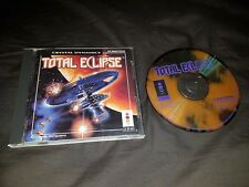 TOTAL ECLIPSE Panasonic 3DO Game Goldstar