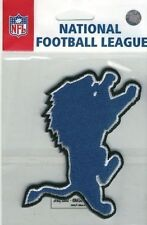 "DETROIT LIONS OFFICIAL NFL FOOTBALL 3.75"" STICKER PATCH"