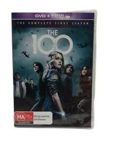 THE 100 The Complete First Season One 3 Disc Region 4 DVD Free Tracked Post