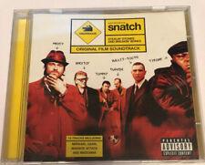 CD Music OST Snatch Stealin Stones Breakin Bones Guy Ritchie