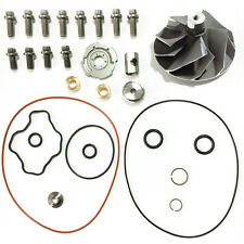 TP38 GTP38 Powerstroke 7.3L Upgraded Rebuild Kit +Turbo Compressor Wheel 5+5 New
