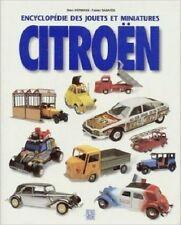 Encyclopédie des jouets et miniatures Citroen - Marc Hermans - Retro Viseur