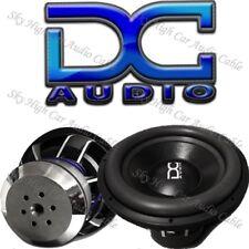 """DC AUDIO XL Elite 18"""" 1 ohm Dual Voice Coil Subwoofer 2200/4400 Watt NEW"""