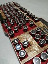 Fine Handcrafted Marble Effect Steampunk Keyboard
