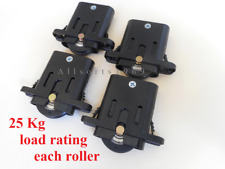 Sliding Security Screen Door Rollers Wheels  *FOUR*  Premium quality