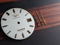 LONGINES Automatic Admiral dial and hands d= 28.5mm