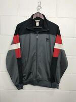 Vintage Adidas Track Jacket Silver Tag Medium/large Polyester