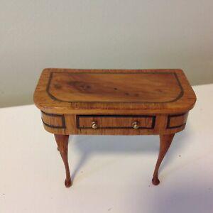 1/12 Scale Antique Dolls House Furniture Solid Timber Multi Hardwood Veneer !!!