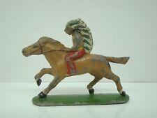 Quiralu - Indian a Horse - Old