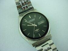 Mens vintage Citizen Eagle 7 automatic wrist watch 21 jewels cal.8200a