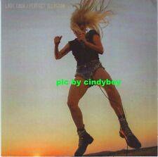 Lady Gaga Perfect Illusion 1 trk France promo CD ULTRARARE 2nd Second Press