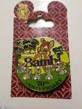 Walt Disney World Disneyland Pin - Bambi - 70th Anniversary - Thumper w/ Sisters