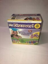 Your Child can Discover Deluxe Kit for Early Learning Reading Ages 1-7 Years