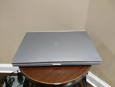 HP Laptop 8460P with a 2520M @ 2.5 GHz with a 320 HD & 6 GB Memory