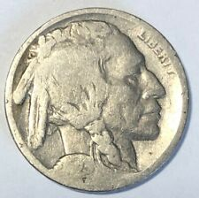 1923 ~ UNITED STATES ~ BUFFALO-INDIAN HEAD NICKEL ~ G4 Condition