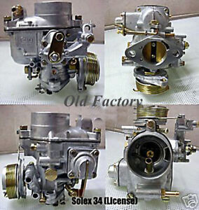 PEUGEOT 403 Carburetor 34 PBICA - Solex type - NEW RECENTLY MADE