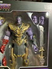 Marvel Legends Infinity Saga Endgame THANOS LOOSE ONLY.  With All Accessories!