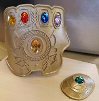 Infinity Gem Stones for Thanos GauntletCosplay End Game Marvel