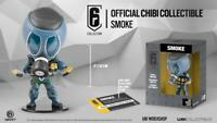 SIX COLLECTION FIGURE SMOKE (RAINBOW SIX SIEGE) UBISOFT CHIBI Figure New Rare