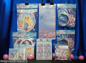 Barbie and Magic of Pegasus Party Set # 10 Tablecover Banner Blowouits