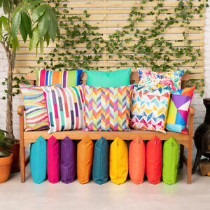 Outdoor Cushion Water Resistant Garden Cushions Patio Furniture Chair Seat