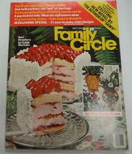 Family Circle Magazine Strawberry Ice Cream Shortcake May 1976 071015R2