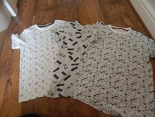 boys t shirts age 10-11 years excellent condition