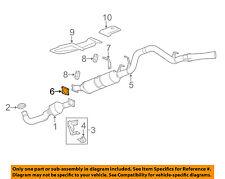 GM OEM Exhaust-Muffler & Pipe Gasket 15126137