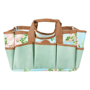 Gartengerätetasche Gartenkorb Erntekorb Tasche Rosendesign Esschert Design