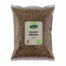 Organic Dried Oregano 1kg Certified Organic