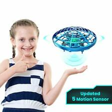 Kids Toy Hand Operated Mini Drone Flying Ball Toy Gifts Motion Sensor Helicopter