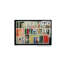 France Année complète 1972**