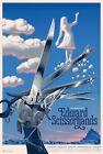 Edward Scissorhands by Laurent Durieux Ltd x/425 Screen Print Poster Art Mondo
