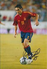 Albert LUQUE SIGNED COA Autograph 12x8 Photo AFTAL Spain Malaga AJAX
