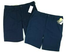 Champion & Goodfellow Mens 34 Shorts Blue Utility Casual Athletic Lot of 2