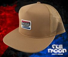 Brixton Mens Bound Low Profile Adjustable Hat