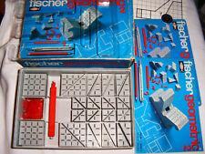 FISCHERTECHNIK Baukasten geo 2 *geometric* OVP mit Anleitung/Blister, TOP