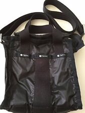 LESPORTSAC - Mini CityTote -True Black C - 2267-Excellent Condition
