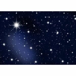 Fototapete Sternenhimmel Stars Sterne Leuchtsterne Nachthimmel liwwing no. 28