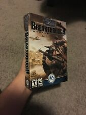Medal of Honor: Allied Assault -- Breakthrough Expansion Pack PC,2003 COMPLETE!