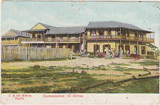 Coatzaccalcos,Mexico,El Correo,Veracruz,Used,1907