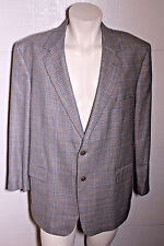 Brooks Brothers Multicolor Houndstooth Sportcoat Lambswool US 46 R