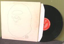 "Nigo ""March of the General"" 12"" VG+ Mo Wax Unkle DJ Krush Shadow DJ Format BAPE"