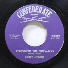 Rock Nm! 45 Bobby Jenkins - Pounding The Sidewalks / Taking The Phone Off The Ho