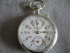 Montre gousset Chronographe AURICOSTE